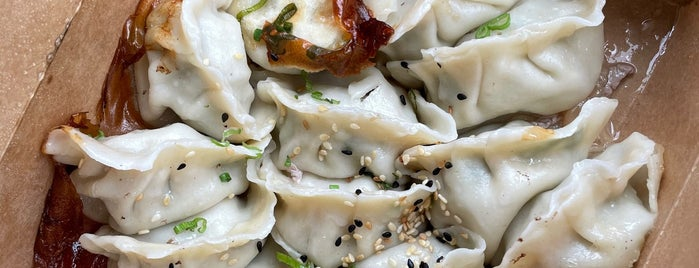 Little Ting's Dumplings is one of Seattle Places to Try.