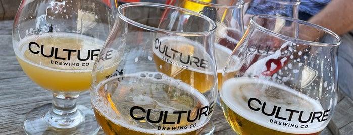Culture Brewing Co Encinitas is one of CA-San Diego Breweries.