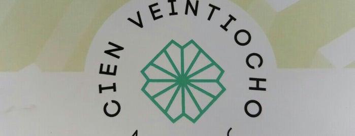 Cien Veintiocho Jardin is one of Tempat yang Disukai Arantxa.