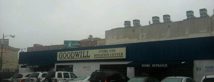 Goodwill is one of Posti che sono piaciuti a Adrian.