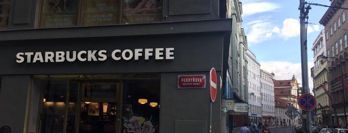 Starbucks is one of P.