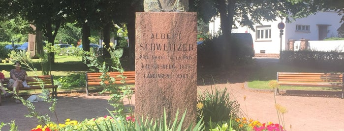 Musée Albert Schweitzer is one of (Temp) Best of Alsace.