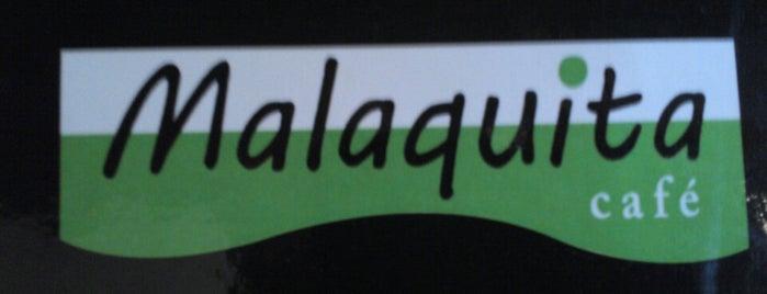 Malaquita is one of Lugares guardados de George.