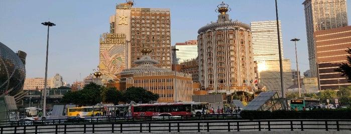 Casino Lisboa is one of Posti che sono piaciuti a Indira.