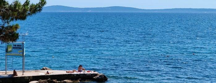 Plaža Firule is one of Split.
