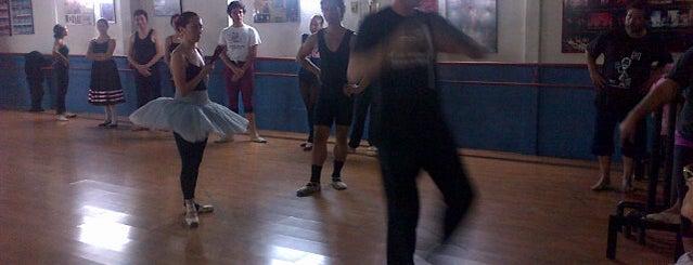 Fundación Ballet El Salvador is one of Lugares favoritos de Edgar.