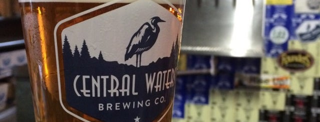 Central Waters Brewing Co. is one of Craft Breweries.
