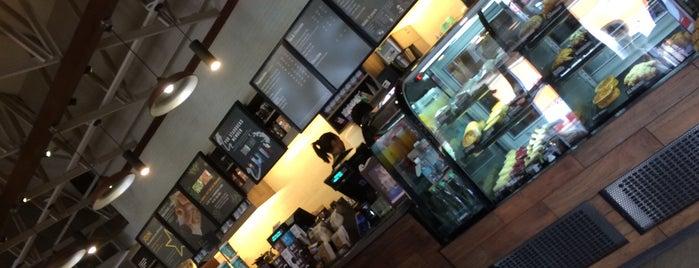 Starbucks is one of Seminyak+.