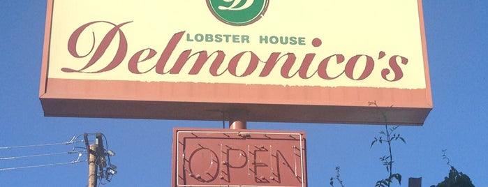 Delmonico's Steak and Lobster House is one of City of Angels.