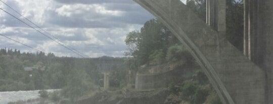 Huntington Park is one of Joey D's 50 Favorite Spokane Spots.