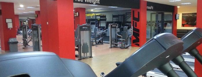 Maltepe Fitness Center is one of Mehmet Koray : понравившиеся места.