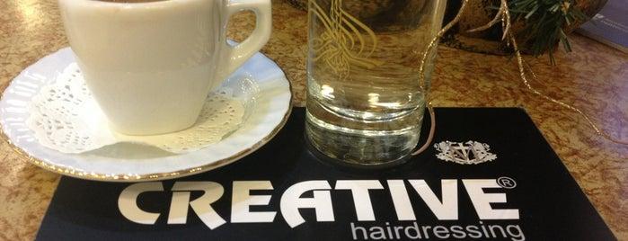 Creative Hairdressing Ortaköy is one of Büsra 님이 좋아한 장소.