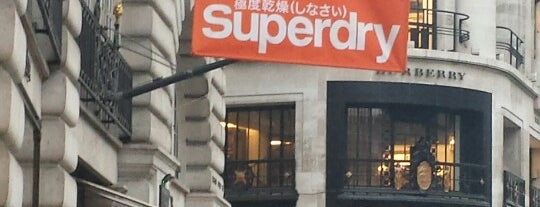 Superdry is one of London.