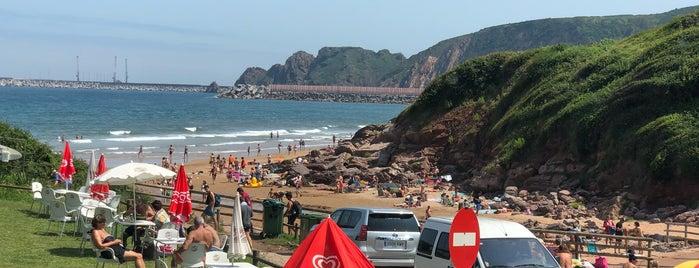 Playa de Xivares is one of Asturias.