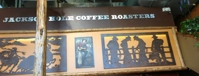 Jackson Hole Roasters Coffee House is one of Guide to Jackson's best spots.