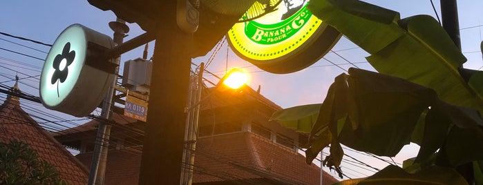 The best food  in Bali island