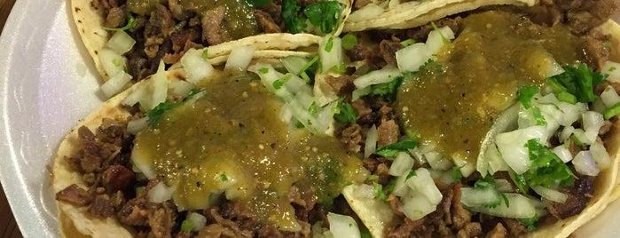 Taco Sinaloa is one of LA Haunts.