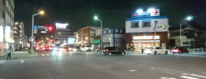 猫実三丁目交差点 is one of Find My Tokyo.