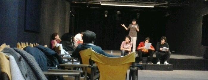 İAÜ Drama ve Oyunculuk Sahnesi is one of İstanbul Avrupa Yakası #4 🍁🍃.