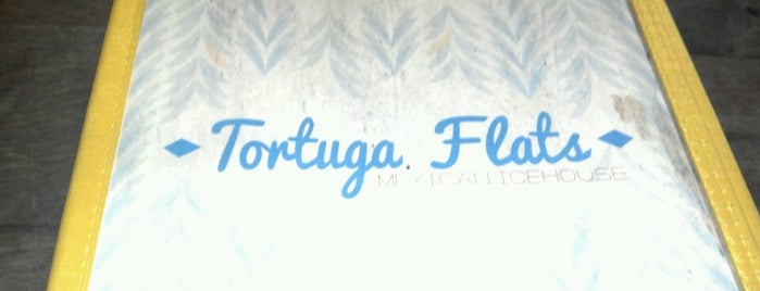 Tortuga Flats is one of ATX Favs.
