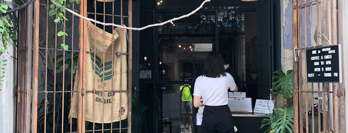 Ome by Spacebar Coffee is one of Penang.