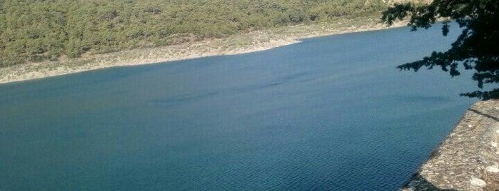Kemer Barajı is one of Gidilecek.