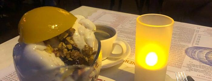 Neni Brasserie is one of İst dinner.