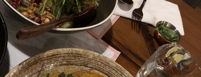 Lahpet Burmese Cuisine is one of Time Out Best Restaurants in London 2019.
