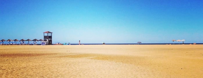Spiaggia di Piscinas is one of Icoさんのお気に入りスポット.