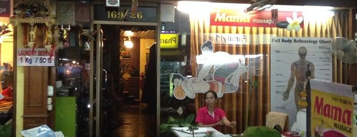 Ma Ma's Massage & Spa is one of Massage.