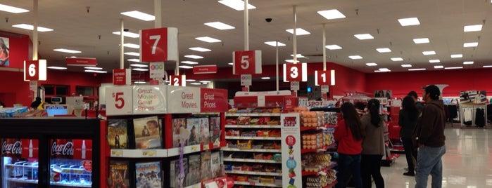 Target is one of LA.