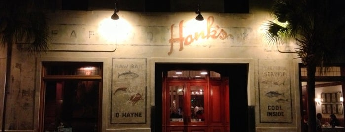 Hank's Seafood is one of The South!.