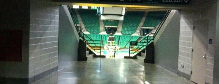 UAB Bartow Arena is one of Steel City.
