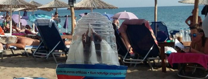 Makri Evros beach is one of สถานที่ที่ Baki ถูกใจ.