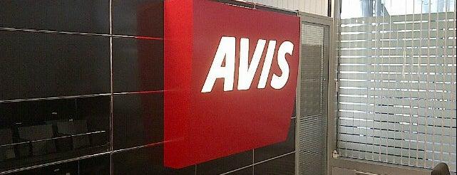 Avis Autovermietung is one of Geneva (GVA) airport venues.
