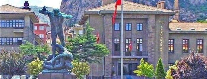 İmam Hatip Camii is one of Yalçın : понравившиеся места.