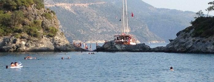 Ölüdeniz Tabiat Parkı is one of Janeさんの保存済みスポット.
