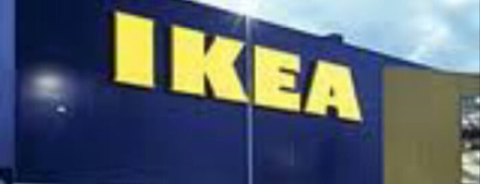 IKEA  آيكيا is one of Lieux qui ont plu à Elenka.