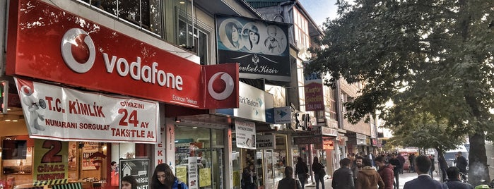 Vodafone Erzincan Telekom is one of Lieux qui ont plu à Olcay.