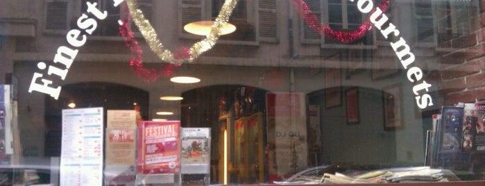 Best Bagels Company is one of Matheus'un Beğendiği Mekanlar.