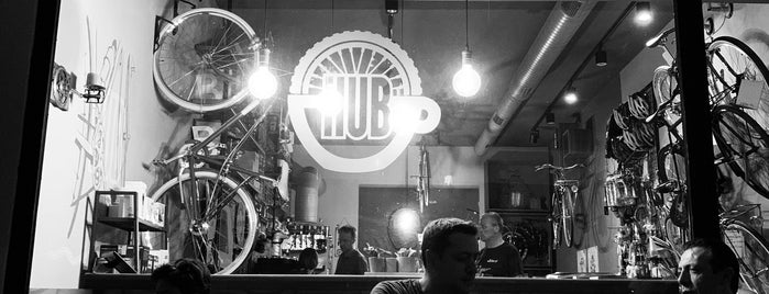 Hub Bicycle & Coffee Shop is one of 📍izmir | GASTRONAUT'S GUIDE.