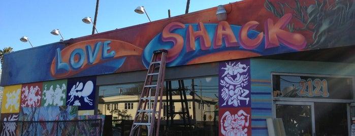 Love Shack is one of LA Top Shops.