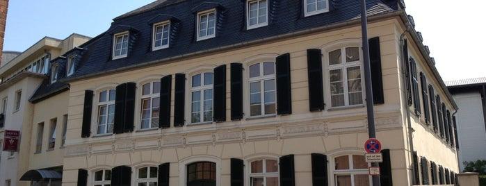 Classic Hotel Harmonie is one of Posti che sono piaciuti a Stefan.