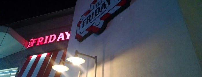T.G.I. Friday's is one of Chile!.