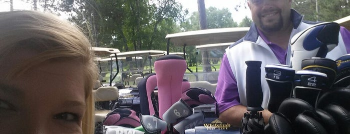 Whitefish Golf Club is one of Walking Tour.