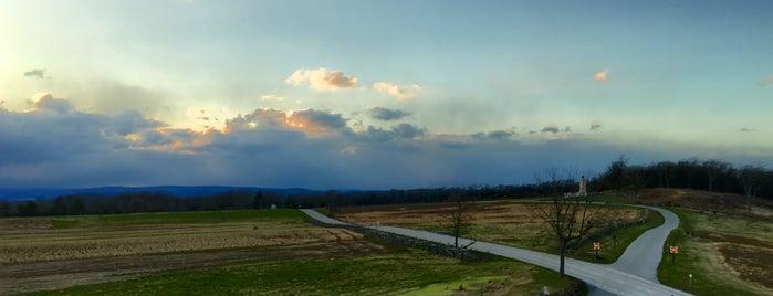 Gettysburg Story Auto Tour Stop 3 - Oak Ridge is one of Lugares favoritos de Kyle.