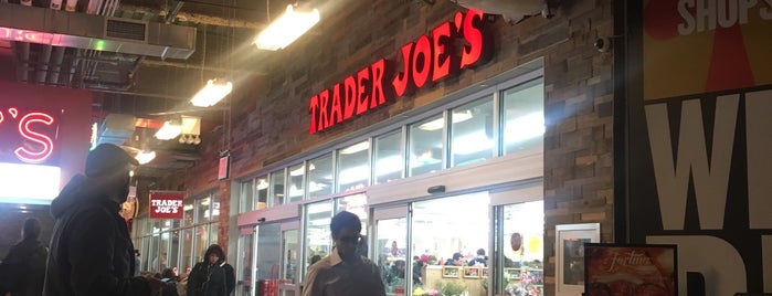 Trader Joe's is one of nyc.