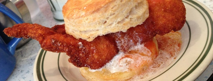 Pies 'n' Thighs is one of New Yorker Cheap Eats List.