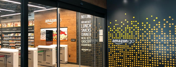 Amazon Go is one of Amazon.