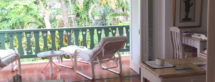 Cobblers Cove Hotel is one of Barbados.